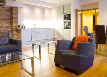 Thumbnail 2 bedroom flat to rent in Charlotte Road, London