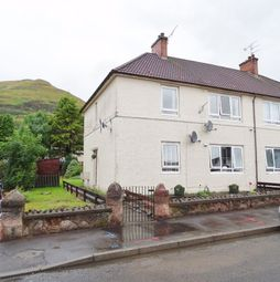 Thumbnail 2 bed flat for sale in Southcroft, Alva