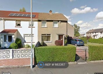 Thumbnail 2 bed semi-detached house to rent in Woodside Avenue, Thornliebank, Glasgow