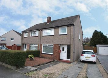 Thumbnail 3 bed semi-detached house for sale in Balmuildy Road, Bishopbriggs, Glasgow, East Dunbartonshire