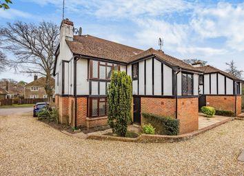 Berkeley Lodge, Nightingale Lane, Storrington RH20. 2 bed flat for sale