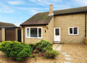 Thumbnail 2 bed detached bungalow to rent in Roebuck Drive, Lakenheath, Brandon