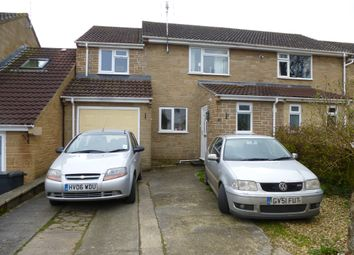 Thumbnail 4 bed semi-detached house for sale in Bauntons Orchard, Milborne Port, Sherborne