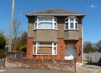 Thumbnail 2 bed flat to rent in Barnes Crescent, Ensbury Park, Bournemouth