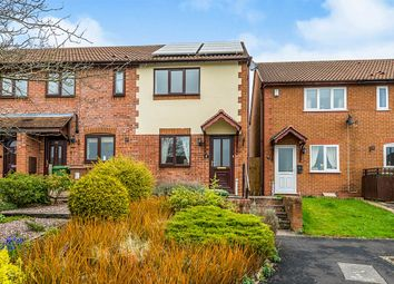 Thumbnail 2 bed semi-detached house for sale in Kingsland Close, Stone