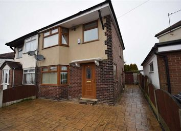 Thumbnail 3 bed semi-detached house to rent in Grasmere Avenue, Preston, Lancashire