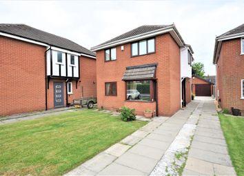 Thumbnail 3 bed detached house for sale in Mason Close, Freckleton, Preston, Lancashire