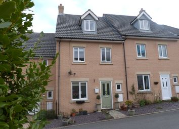 Thumbnail 4 bed terraced house for sale in Pollards Place, Bideford