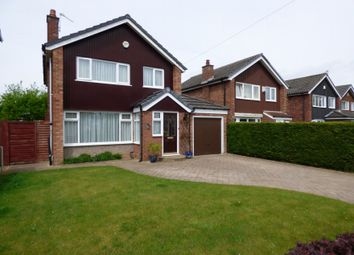 Thumbnail 3 bedroom detached house for sale in Conway Drive, Hazel Grove, Stockport