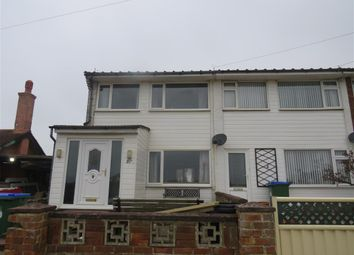 Thumbnail 2 bed end terrace house for sale in Rowe Avenue, Peacehaven