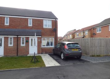 3 bed semi-detached house for sale in Kirkharle Crescent, Ashington NE63