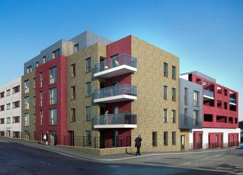 Thumbnail 2 bed flat for sale in Frederick Street, Aldershot