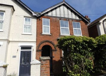 Thumbnail 3 bed semi-detached house for sale in Sidegate Lane, Ipswich, Suffolk