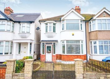 Thumbnail 3 bed semi-detached house for sale in Lingfield Gardens, Lower Edmonton, London