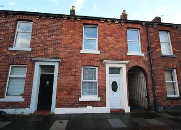 Thumbnail 3 bed terraced house for sale in 126 Rydal Street, Carlisle, Cumbria