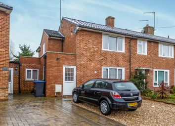 Thumbnail 3 bed end terrace house for sale in Marley Road, Welwyn Garden City