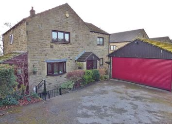 Thumbnail 4 bed detached house for sale in Old Langley Lane, Baildon, Shipley