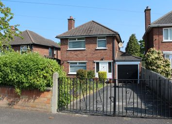 Thumbnail 3 bed detached house for sale in Gortin Park, Gilnahirk, Belfast