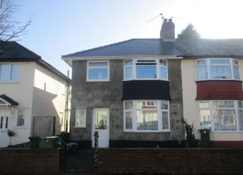 Thumbnail 3 bed property to rent in Hilton Place, Llandaff North, Cardiff