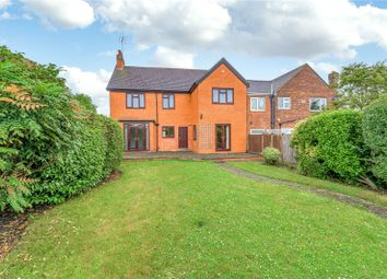 Thumbnail 4 bed detached house for sale in Bruce Road, Lincoln, Lincolnshire