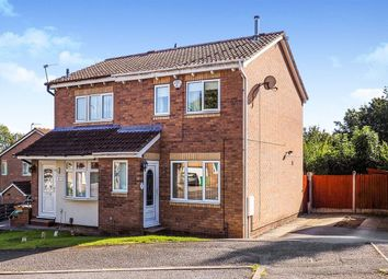 2 bed semi-detached house for sale in Gunn Close, Nottingham NG6