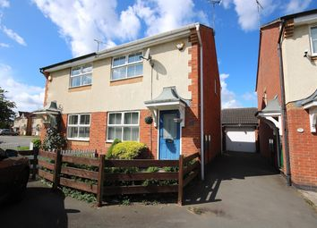 Thumbnail 2 bed semi-detached house for sale in Ansell Drive, Coventry