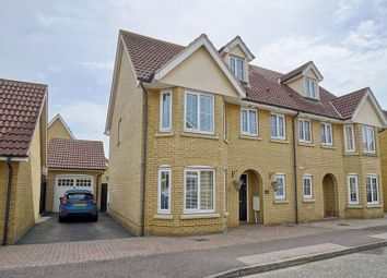 4 bed semi detached for sale in Parker Close