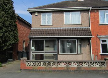 3 bed semi-detached house for sale in Wootton Street, Bedworth, Warwickshire CV12