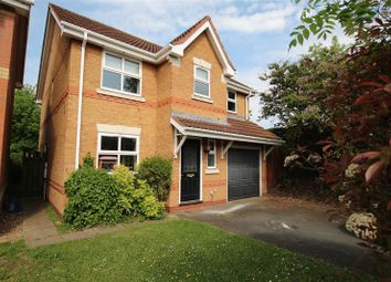 Thumbnail 4 bedroom detached house to rent in Birch Close, Branston, Burton-On-Trent