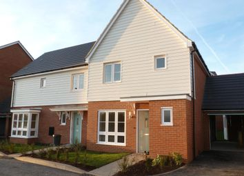 Thumbnail 3 bedroom semi-detached house to rent in Pershore Way, Aylesbury