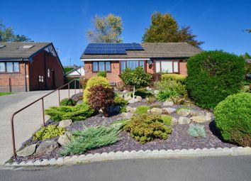 Thumbnail 2 bed semi-detached bungalow for sale in Lupin Close, Oswaldtwistle, Accrington