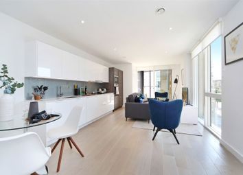 Thumbnail 1 bed flat for sale in River Gardens Walk, Banning Street, Greenwich, London