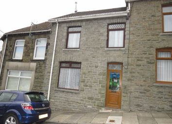 Thumbnail 3 bed end terrace house for sale in Elizabeth Street, Abercynon, Mountain Ash