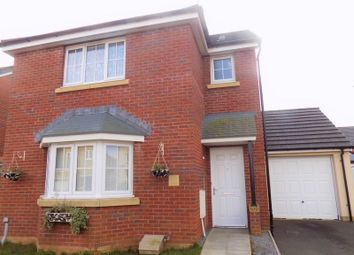 Thumbnail 3 bed detached house to rent in Meadowland Close, Caerphilly