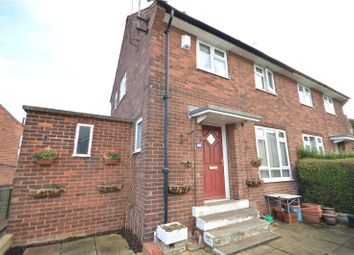 Thumbnail 2 bed semi-detached house for sale in West Grange Gardens, Leeds, West Yorkshire