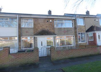 Thumbnail 3 bedroom terraced house for sale in Throston Grange Lane, Hartlepool