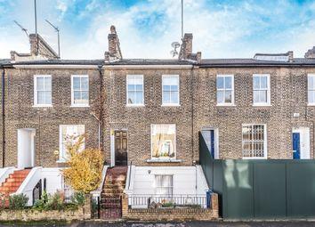 Thumbnail 3 bedroom terraced house for sale in Vernon Street, London