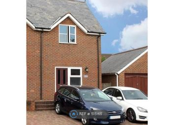 Thumbnail 1 bedroom semi-detached house to rent in Victoria Road, Alton