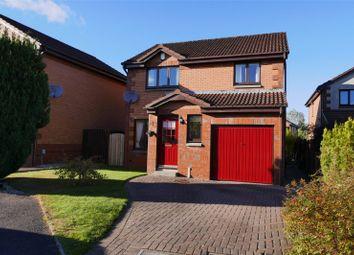 Thumbnail 3 bed detached house for sale in Parkvale Crescent, Erskine, Renfrewshire