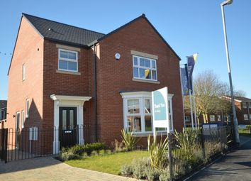 Thumbnail 4 bed detached house for sale in Calder Gate, Stanley, Wakefield