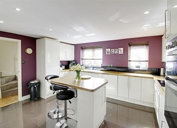 Thumbnail 4 bed detached house for sale in Bryony Way, Deeping St. James, Peterborough