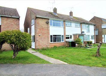 Thumbnail 3 bed end terrace house for sale in Elm Grove South, Barnham, Bognor Regis, West Sussex.