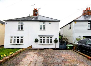 Thumbnail 3 bed semi-detached house to rent in Warley Hill, Great Warley, Brentwood