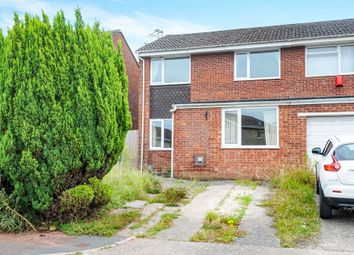 Thumbnail 3 bedroom semi-detached house for sale in Forsythia Drive, Cardiff