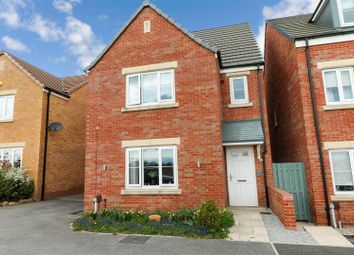 Thumbnail 4 bed detached house for sale in Lyle Close, Thurcroft, Rotherham
