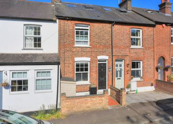 Thumbnail 3 bed terraced house for sale in Burleigh Road, St. Albans