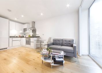 Thumbnail 1 bed flat for sale in Sovereign Tower, 1 Emily St, London