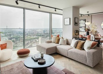 Thumbnail 1 bed flat for sale in 250 City Road, Old Street, Islington, London