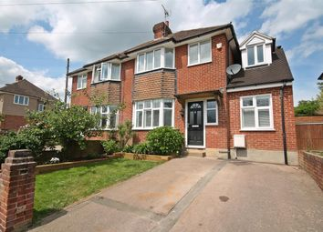 Thumbnail 4 bed semi-detached house for sale in Hillside Avenue, Canterbury