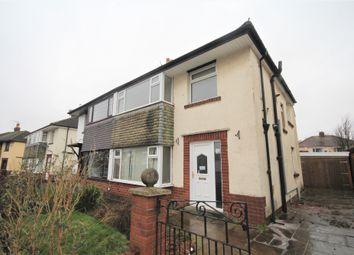 3 bed semi-detached house to rent in Harrison Road, Preston PR2